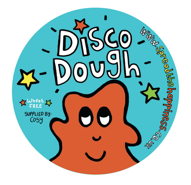 International Dough Disco - Amy Bradley | Amy Bradley